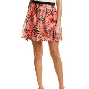 🆕️Nanette  Lepore Midsummer night silk skirt